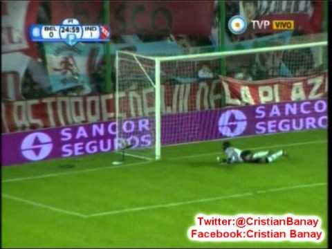 Belgrano 0-2 Independiente