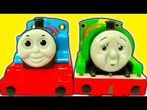 Thomas The Tank Collection 16 Classic Trackmaster Broken Percy Chuggington Bullet Train