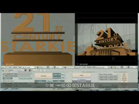 How To Make 20th Century Fox Intro on a Mac