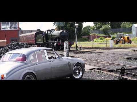 A modern Jaguar Mark 2? Yes, please!
