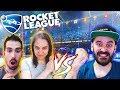 CHAMPIONS VS EUROPA LEAGUE | ROCKET LEAGUE | MrLokazo86 MP3