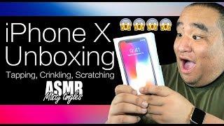 [ASMR] iPhone X Unboxing | MattyTingles
