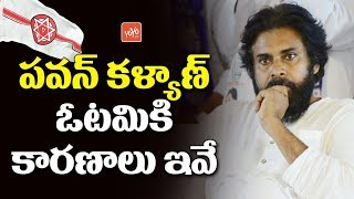 Reasons To Pawan Kalyan Failure In AP Elections | Janasena Party | YS Jagan