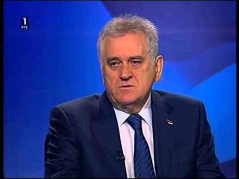 Tomislav Nikolić novi Tadić