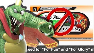 Smash Bros Ultimate Online is Terrible. Here's what we need to fix!