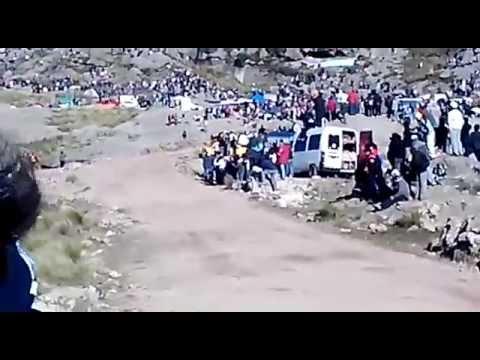 Rally Argentina 2015 - Radio Conlara Córdoba -Vídeo 14