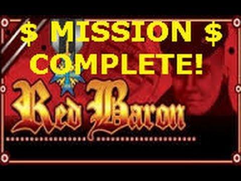 free red baron slot machine