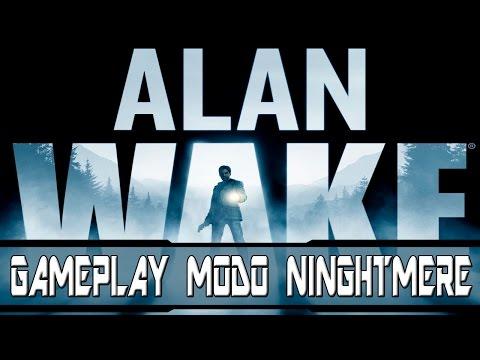 Gameplay - Alan Wake - Modo Nightmere