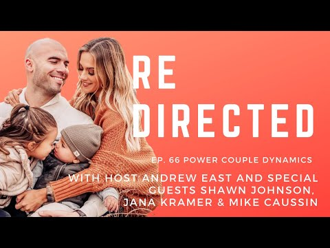 Jana Kramer and Mike Caussin   Power Couple Dynamics with Andrew East