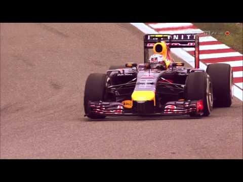 F1 2014 Chinese Grand Prix Team Radio