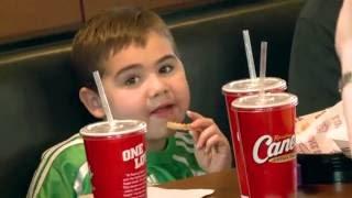 Kidds Kids Reveal at Raising Cane's