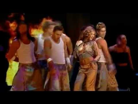 Holly Valance - Kiss Kiss (ARIA Music Awards 2002)