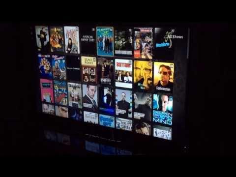 LG 4K TV running PLEX. plus Firmware info. 2014 WebOS 49UB850V UB950V