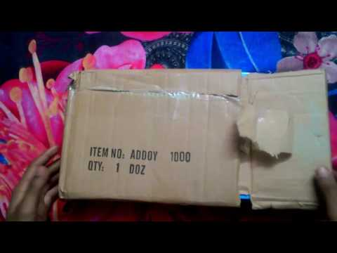 New timo boll alc blade short unboxing