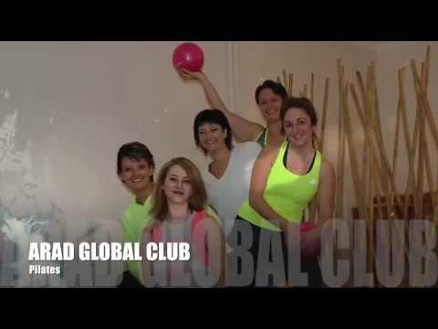Arad Global Club, Sahba Hoca İle Pilates : Eskişehir Pilates Merkezi