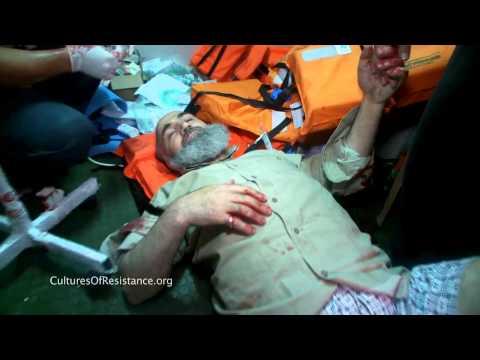 Video of Gaza Flotilla Raid / Mavi Marmara