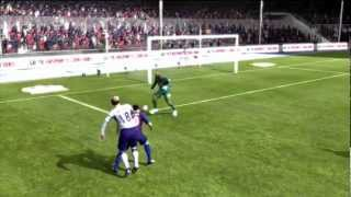 FIFA 12 Montage Trailer