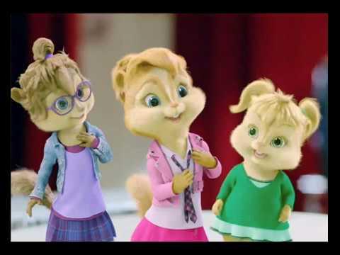 Justin Bieber Baby Chipmunks video