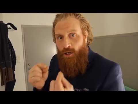 Kristofer Hivju's Beard School | Skavlan