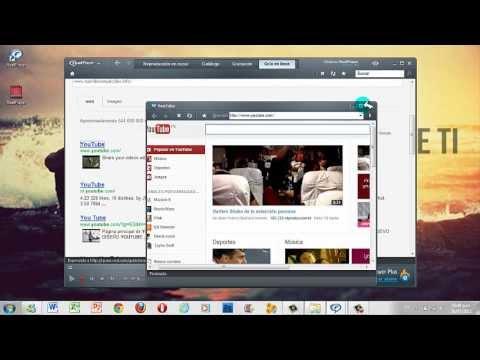 como descargar musica de youtube en formatos  mp4 y mp3 (atubecatcher y realplayer)
