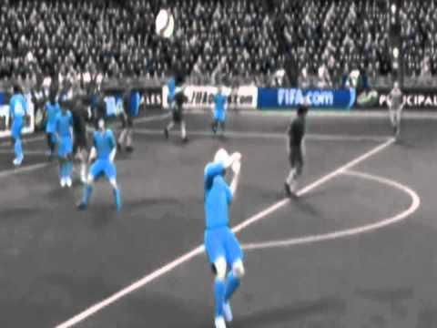 Acontecimento no FIFA 08