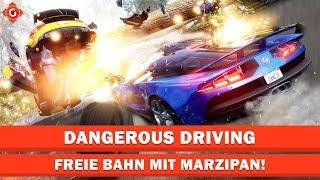Dangerous Driving: Wie Burnout - nur schlechter   Review