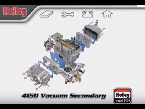 Holley Ultra Street Avenger Carburetors Overview 4150 Vacuum Secondary