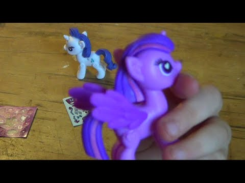 My Little Pony Pop: Princess Twilight Sparkle and Rarity Starter Kits
