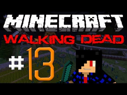Minecraft: The Walking Dead Survival! Episode 13 - Decor
