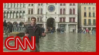 Venice sees worst floods in 50 years