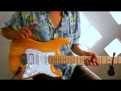 สอน ขอใจแลกเบอร์โทร (Full song solo) By Blackbird Guitar