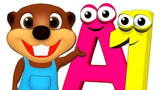 Kids Learn Colors & Baby Talk ABCs 123s Nursery Rhymes with Play Doh Learning Toys | ABC Songs