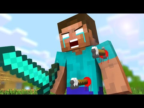 Herobrine Life - Lords Mobile Minecraft Animation