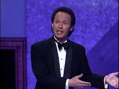 Billy Crystal Oscars Opening -- 1990 Academy Awards