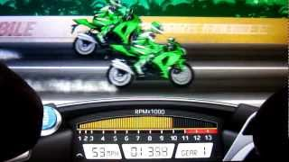 Drag Racing Bike Edition: How To Tune A Level 7 Super Slingshot 7.395s 1/4 mile!