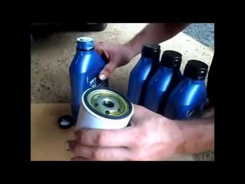 como trocar o oleo e filtro do seu carro