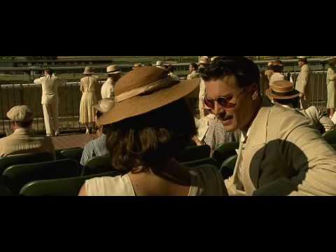 'Public Enemies' Trailer - Johhny Depp, Christian Bale, Michael Mann
