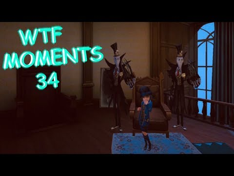 Identity V WTF Moments 34