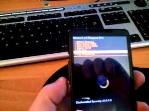 HTC HD2 guida Installazione Android  Zip-rom + Partizione SD card A2SD+