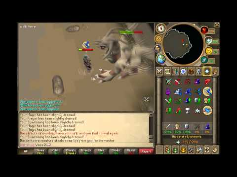 3,5 Corp Solos in 1 Trip w/o Food or Stat-draining!