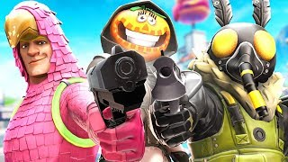 You see THIS squad coming at you... wyd?