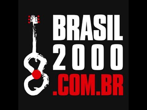 Rádio Brasil 2000 Entrevista - Os Surfistas do Vinil 02/06/2015