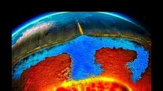 Un gigantesque OCEAN découvert à l'intérieur de la terre confirme le déluge biblique