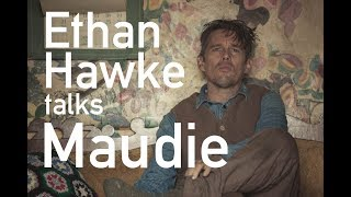 Ethan Hawke interviewed by Ben Bailey Smith