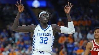 HIGHLIGHTS: Kentucky Crushes Alabama Behind Gabriel