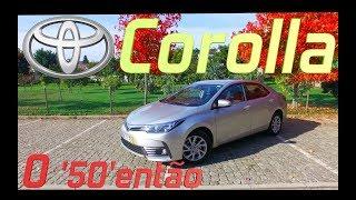 Toyota Corolla 1.4D-4D - O 'alugado' cinquentão ;-)