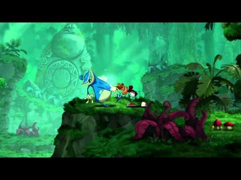 Rayman Origins - Rewards Trailer