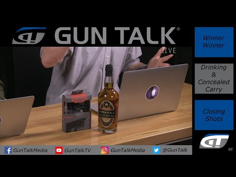 Dangers of Alcohol and Concealed Carry | Gun Talk LIVE