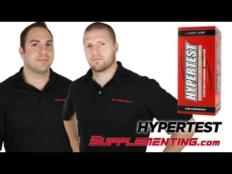 Axis Labs HyperTest Reviews - Supplementing.com