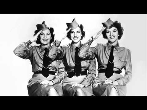 The Andrews Sisters - Sing Sing Sing